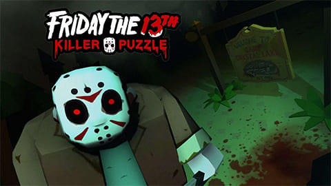 "Игра ""Friday the 13th: Killer Puzzle"" (2018)"