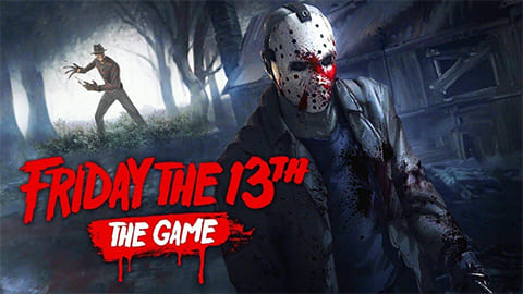 "Игра ""Friday the 13th: The Game"" (2017)"