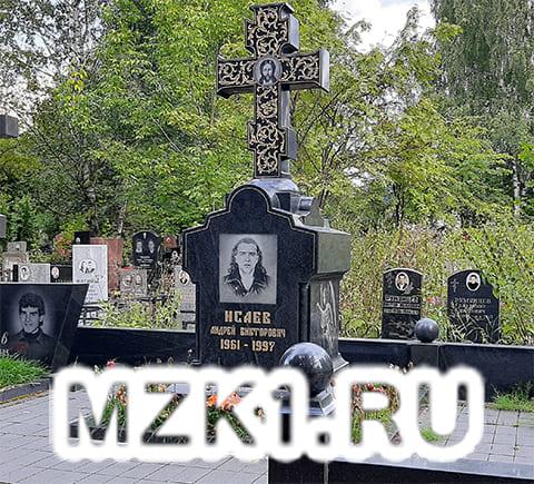 Могила Андрея Исаева - Росписи