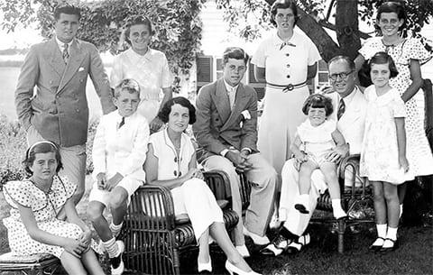 Проклятия семьи Кеннеди