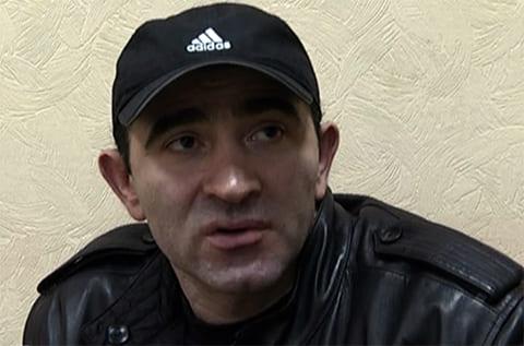 В Украине задержан вор в законе Магало