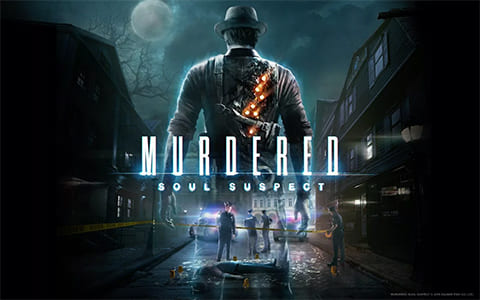 "Игра ""Murdered: Soul Suspect"" (2014)"