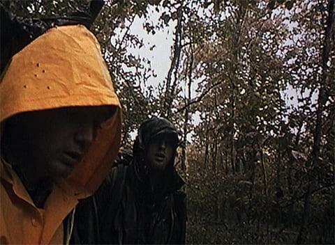 Ужасы про лес