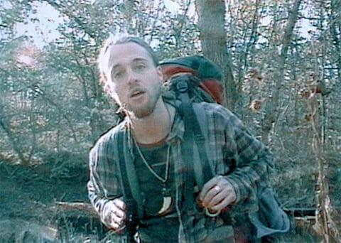 """Кадр из фильма """"Ведьма из Блэр: Курсовая с того света"""" (1999)"""