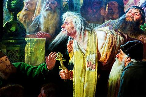 Гонения старообрядцев