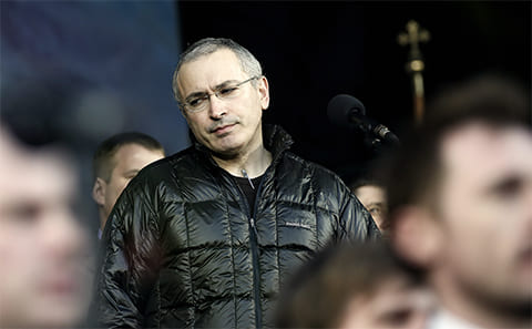 Михаил Ходорковский (Фото: Зураб Джавахадзе / ТАСС)