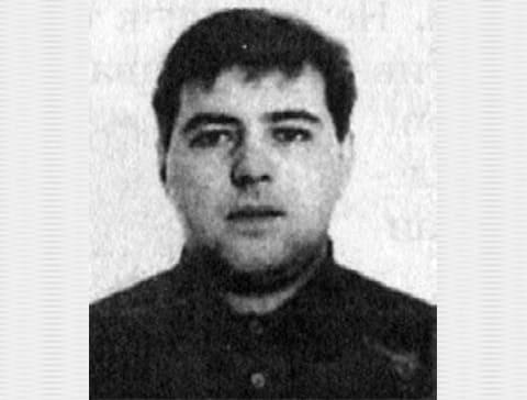 """Игорь Лосев (фото из книги: """"Ореховские круче Сицилийских"""")"""