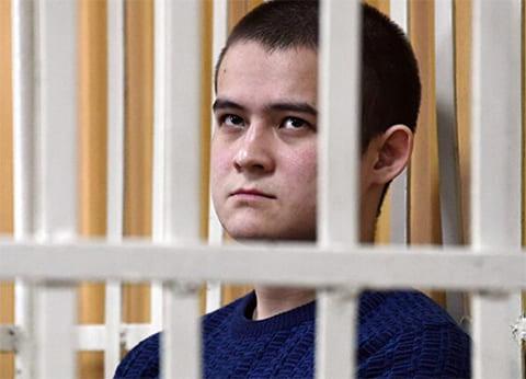 Рамиль Шамсутдинов признан виновным в убийстве сослуживцев