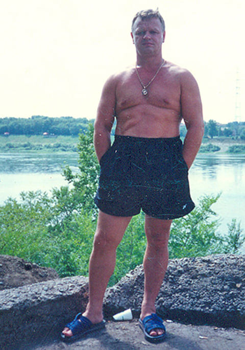 Виктор Свиридов - Свирид