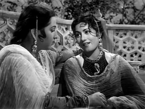 """Кадр из фильма """"Великий Могол"""" (1960)"""