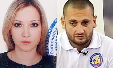 Марина и Виктор Футурнюки