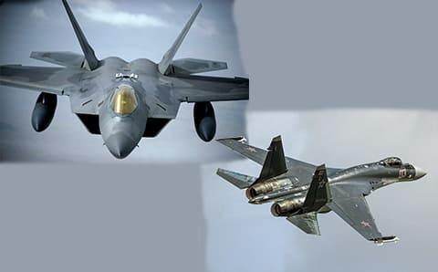 Су-35 и F-22 «Раптор» — в чем разница между двумя истребителями