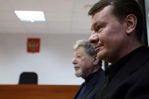 Владислав Галкин на суде