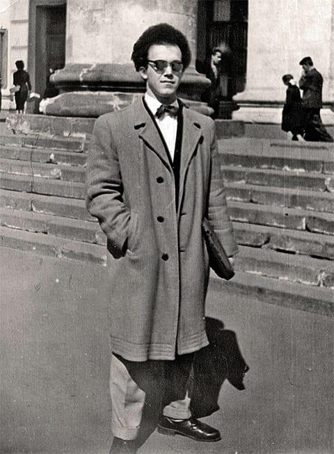 Иосиф Кобзон в молодости - фото