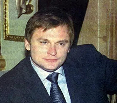 Юрий Тишков