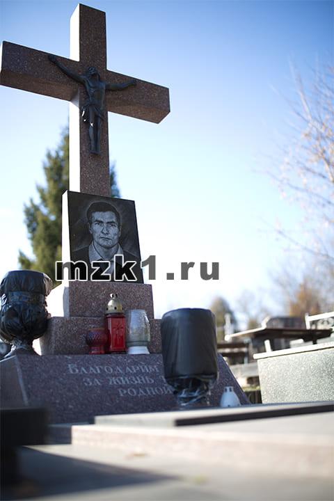 Могила Владимира Никуличева — Пули
