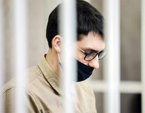 Обвиняемый Тихон Осипов