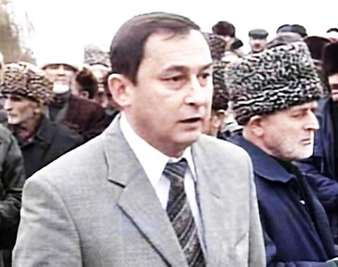 Ян Александрович Сергунин (Решетников)