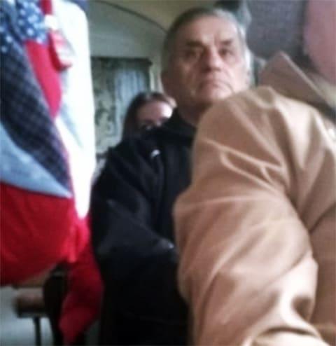 Похожего на Валерия Андреева человека видели в автобусе в Оренбурге