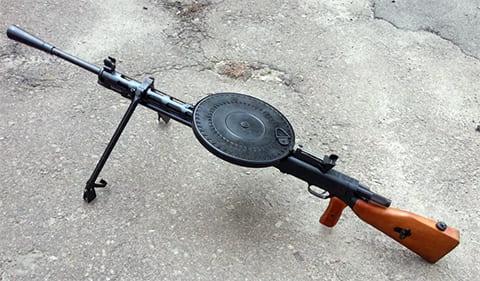 Пулемет ДПМ