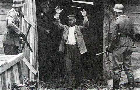 Преступления нацистов - Хатынь