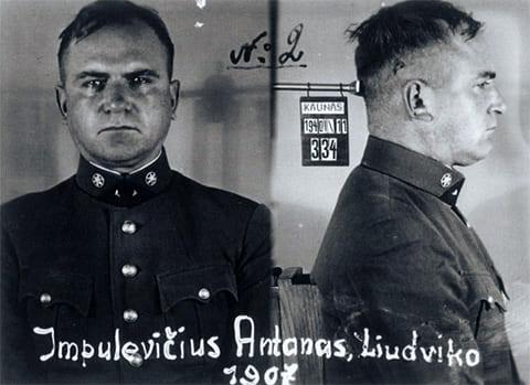 Майор Импулявичюс