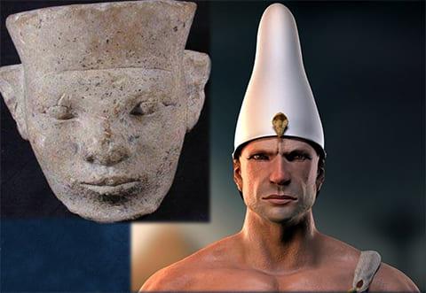 Фараон Менес