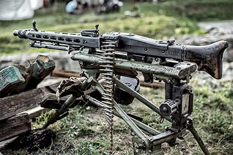 Пулемет MG-42