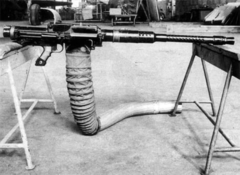 Пулеметы Второй Мировой Войны