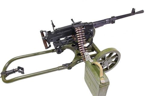 Пулемет Горюнова (СГ-43)
