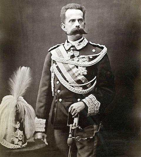 Король Италии Умберто