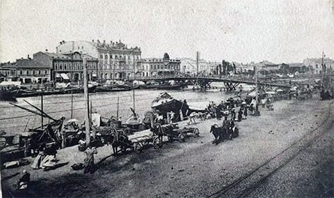 Астрахань 1908 год
