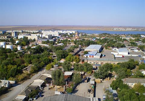 Современный Буденновск