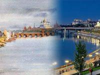 Русские города построенные татаро-монголами