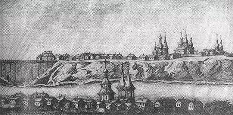 Тюмень 13 век