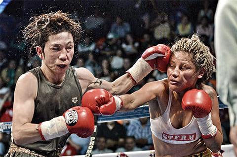 Женский бокс – спорт для отважных и трудолюбивых