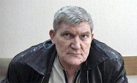Вор в законе Владимир Баркалов - Блондин