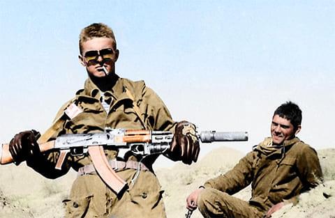 Спецназ в Афганистане