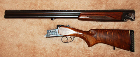 Гладкоствольное охотничье оружие ИЖ-27