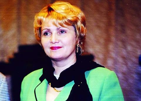 Лариса Нечаева