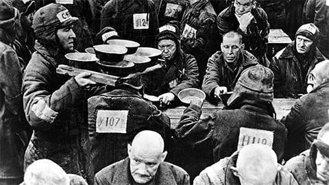 Чем кормили смертников перед расстрелом в СССР