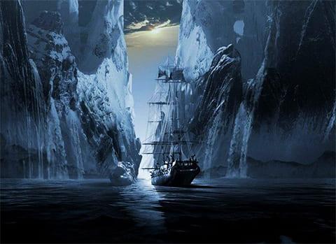 «Октавиус»: Корабль-призрак