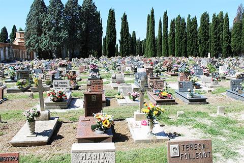 Кладбище Сан Микеле