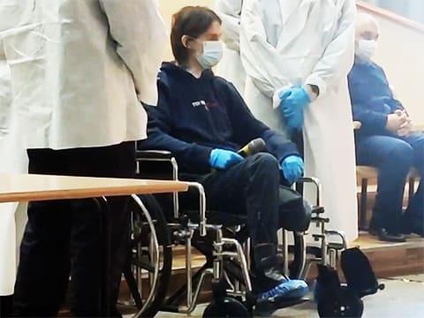 Пермского стрелка арестовали в больнице