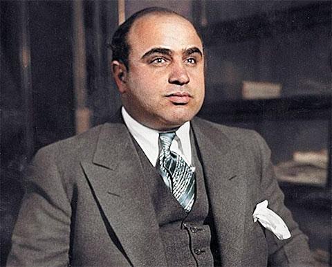 Сколько стоят вещи Аль Капоне и Бонни и Клайда на аукционах