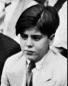 Аль Капоне в детстве
