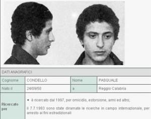 Паскуалле Конделло – Один из главарей Ндрангеты