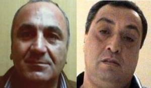 Воры в законе Тариэл Ониани и Лашa Шушанашвили