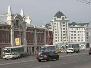 Преступность в Западной Сибири