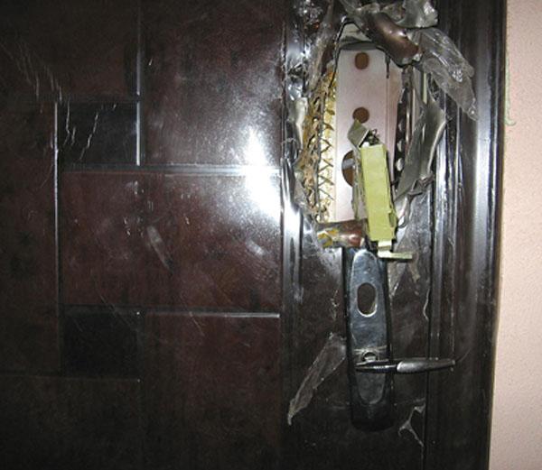 За сутки были ограблены две квартиры